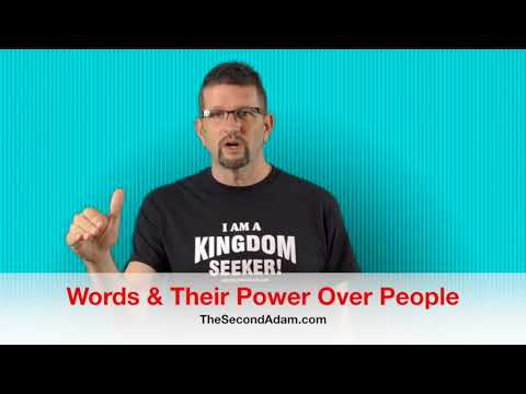 Words & Their Power Over Others – Kingdom Seekers #147