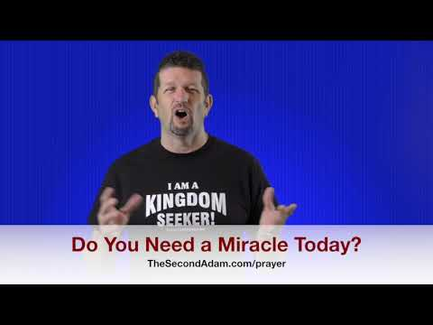 Do You Need a Miracle Today? Kingdom Seekers #181
