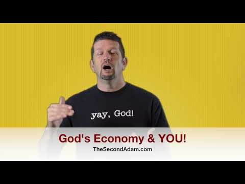 God's Economy & YOU! Kingdom Seekers #178