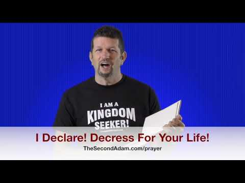 I Decree – Prophetic – Kingdom Seekers #182