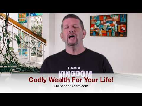 Godly Wealth For Your Life – Kingdom Seekers