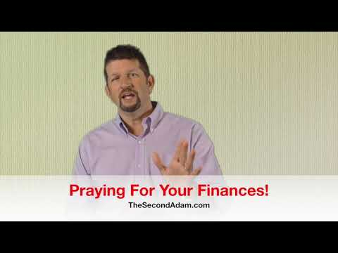 Praying For Your Finances Today! Kingdom Seekers #198