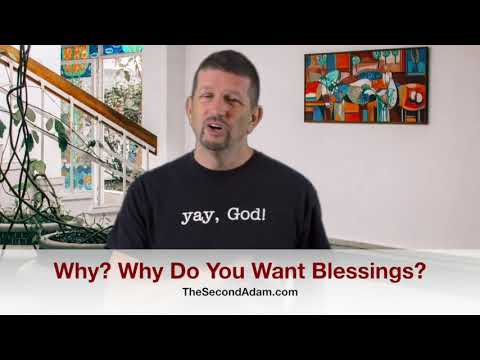 Why Do You Want Blessings? Kingdom Seekers #210