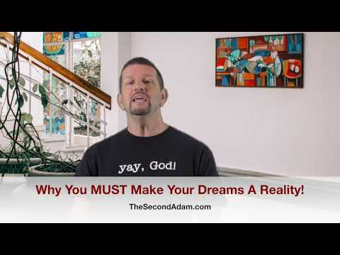 Why You MUST Make Your Dreams a Reality! Kingdom Seekers #211
