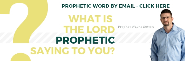 Monthly Prophetic Words