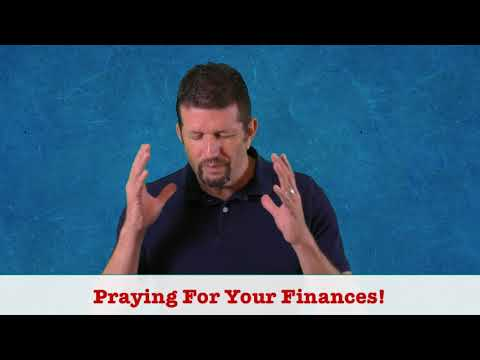 Praying For Your Finances Today! Kingdom Seekers!