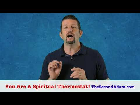You Are A Spiritual Thermostat  – Kingdom Seekers #236
