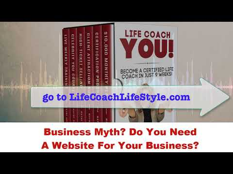 Business Myth? Do You Need A Website Or Not?