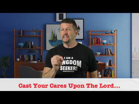 Cat All of Your Cares Upon…