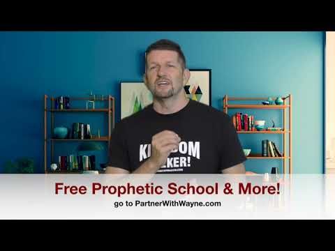 Free Prophetic School! Get It Now…
