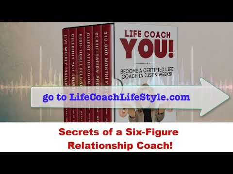 Secrets of a Six-Figure Relationship Coach! Sell Your Coaching…