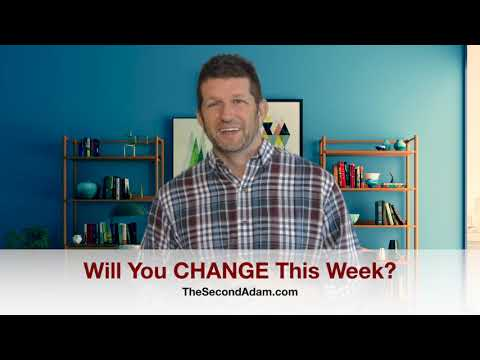 What Will You Change THIS WEEK?