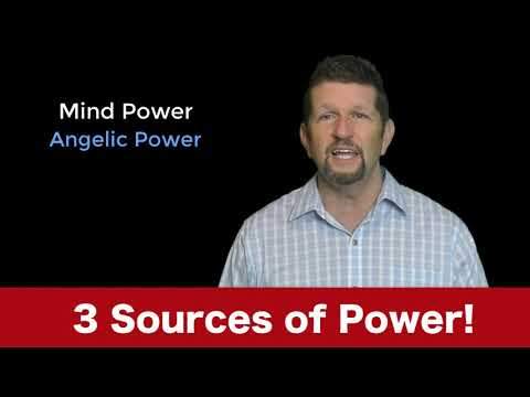 3 Sources of Power! Prophetic Ministry