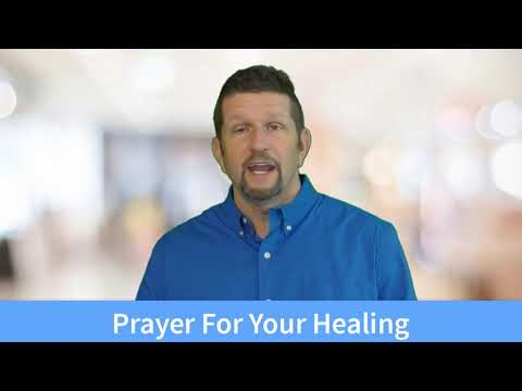 Be Healed Today! Let Us Pray For You!