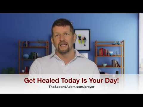 Get Healed Today! Prophetic Prayer