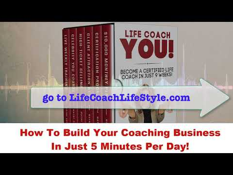 How To Sell Your Coaching In Just 5 Minutes Per Day!