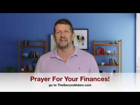 Praying For Your Finances! Receive Your Miracle!