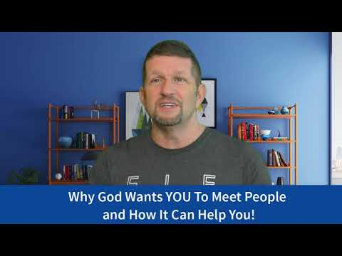 Why God Wants You TO Meet People! Prophetic Ministry