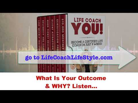 Why You Need An Outcome In ALL Areas of Life…
