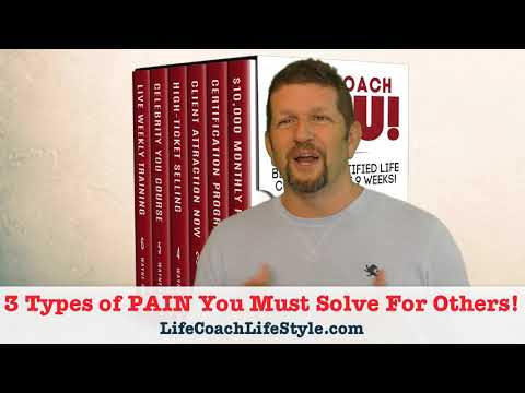 3 Types of Pain You MUST Solve For Others… and Get Wealthy Doing It! ??