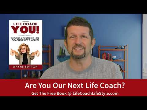 Are You Our Next Life Coach? Free Book!