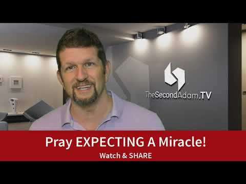 Pray EXPECTING A Miracle! Prophetic Online Church
