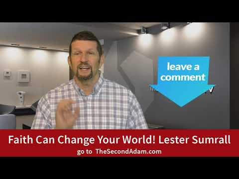 Faith Can Change Your World! Lester Sumrall
