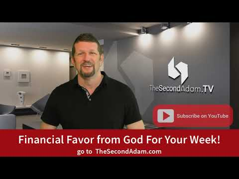 Financial Favor For Your Week! Online Church