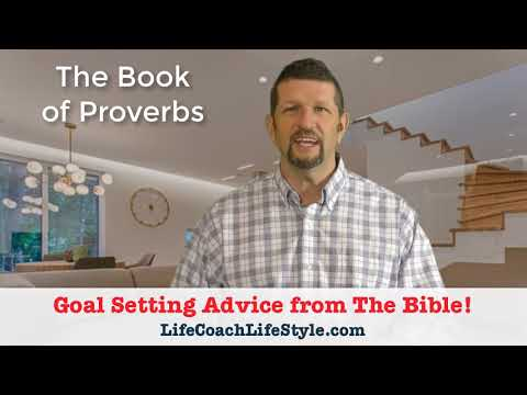 Goal Setting Secrets from The Bible!