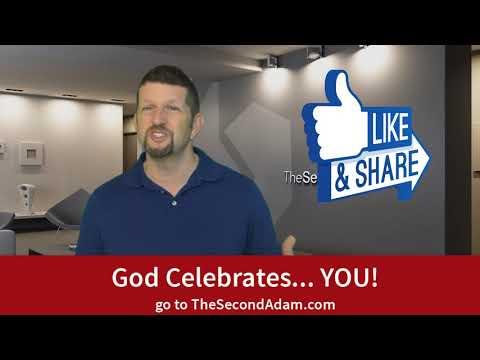 God Celebrates… YOU!