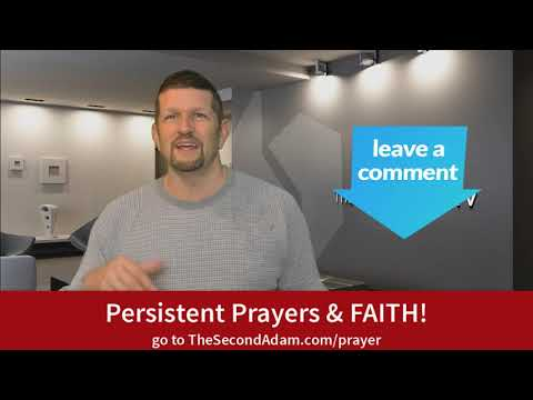How To See Miracles With Persistent Prayer!