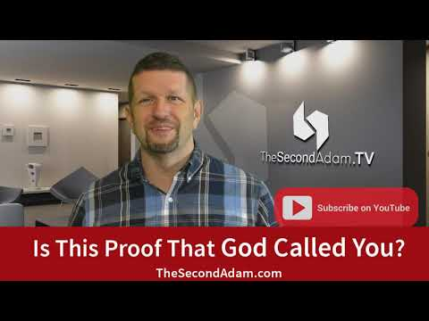 Is This PROOF That God Has Called YOU?