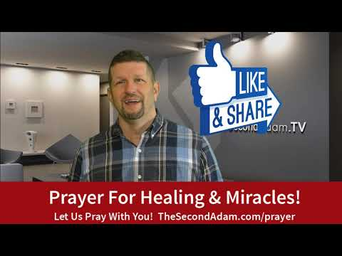 Prayer For Your Healing and Miracle!