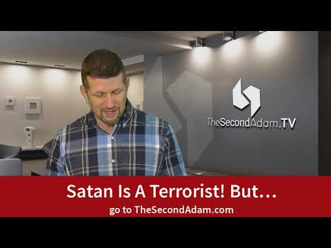 Satan Is A Terrorist! Muslim Mosque Shooting & More…