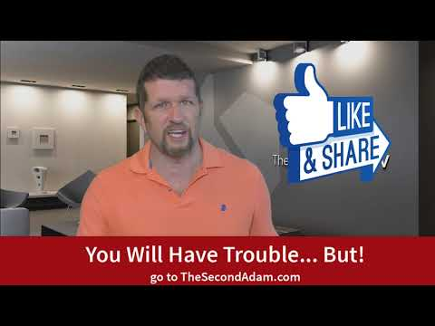 You Will Have Trouble… But! Online Church