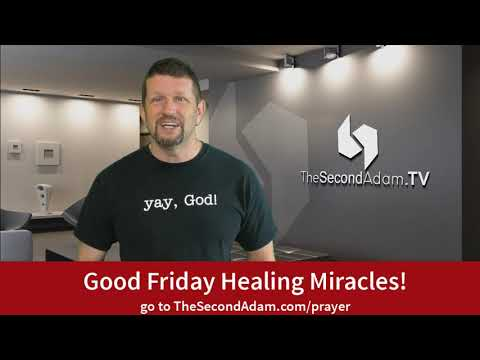 Good Friday HEALING Miracles! Receive your miracle…