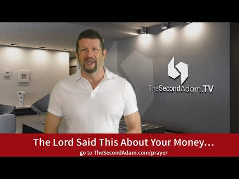 The Lord Spoke & Said This About Your Money…