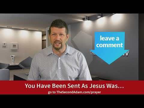 You Are Sent AS Jesus Was Sent…