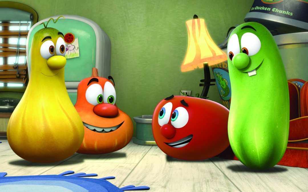 Creator of VeggieTales Launches Interactive Bible for Kids and Adults