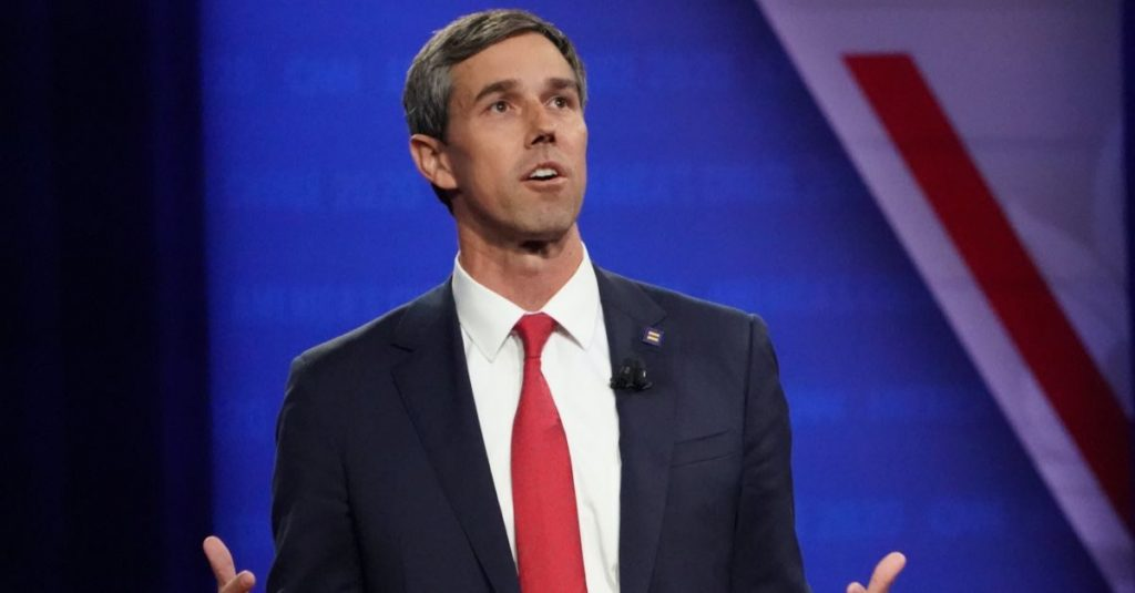 O'Rourke: Churches Opposed to Same-Sex Marriage Should Lose Tax-Exempt Status