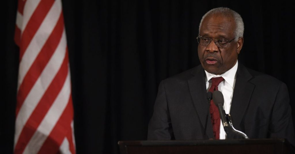 Roe v. Wade Was an 'Incorrect' Decision, Clarence Thomas Says in New Opinion