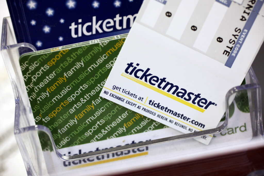 Ticketmaster to Require Proof of COVID Vaccine to Buy Concert Tickets