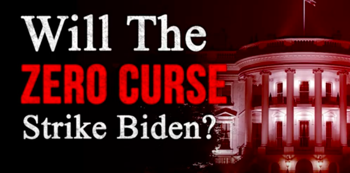 Will The Zero Curse Strike Biden? Perry Stone