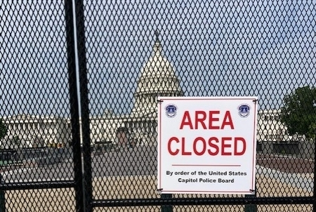 For the First Time in America History, Public Prayer is Prohibited on the Grounds of the U.S. Capitol Building on the 4th of July