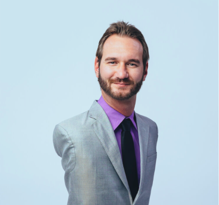 NICK VUJICIC CO-FOUNDS PRO-LIFE BANK TO COMBAT ABORTION: 'JUST LIKE NOAH'S SAVED LIVES, SO WE'RE GOING TO SAVE LIVES'