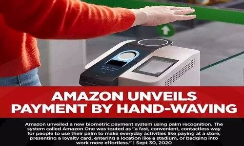 Amazon Promotes New Pay By Palm – Another Precursor To The Mark Of The Beast?