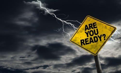 Foreshocks Of Revelation: One Day Everything Will Be Shaken
