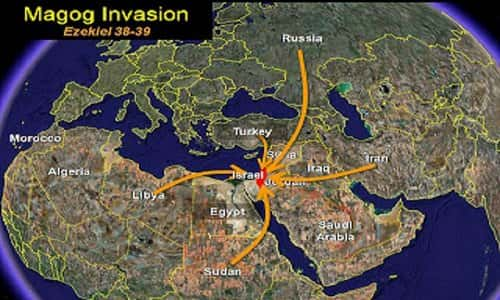 Bible Prophecy Accelerating As Israel Plans For Attack On Iran Nuclear Program
